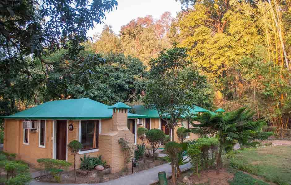 Corbett Bagheera Jungle Retreat