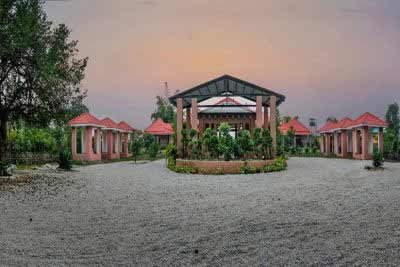 Corbett Gajraj Trail Resort