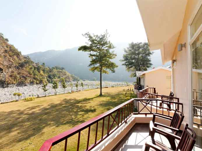 Corbett Riverside Resort Packages