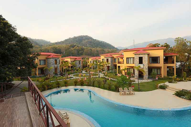 Corbett Mango Bloom Resort