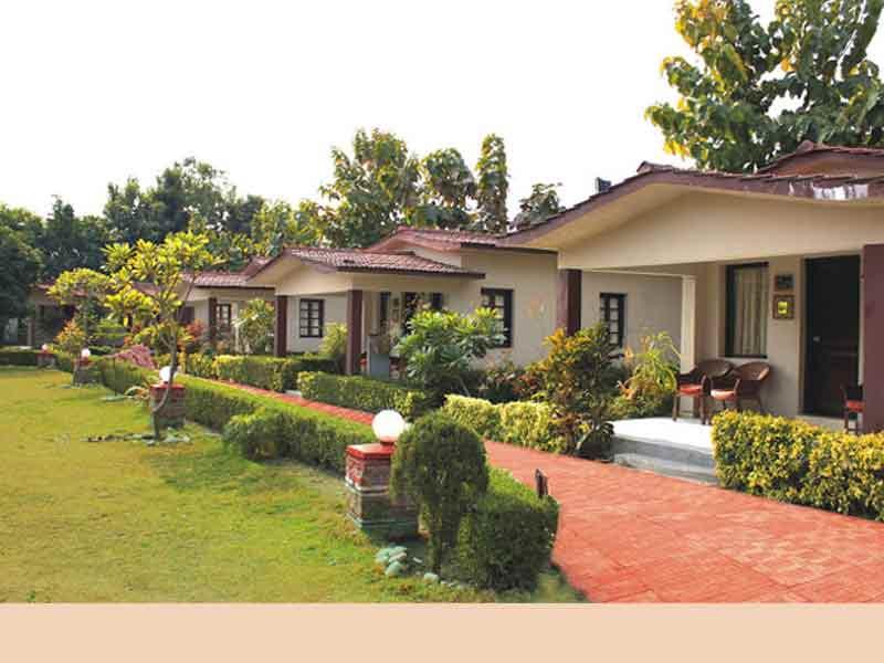 Corbett Pagoda Manu Maharani Resort