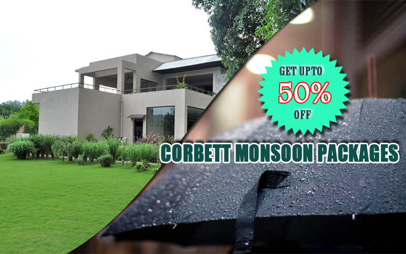 Corbett Monsoon Packages