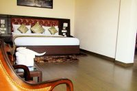 Corbett the baagh Leopard suite rooms