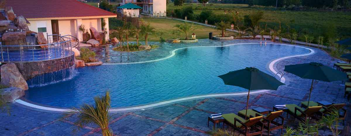 Deals on Corbett Top Resorts and also book best Resorts in Jim Corbett