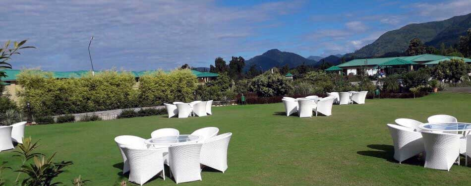 five star resorts in jim corbett
