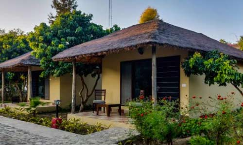 best forest resort corbett