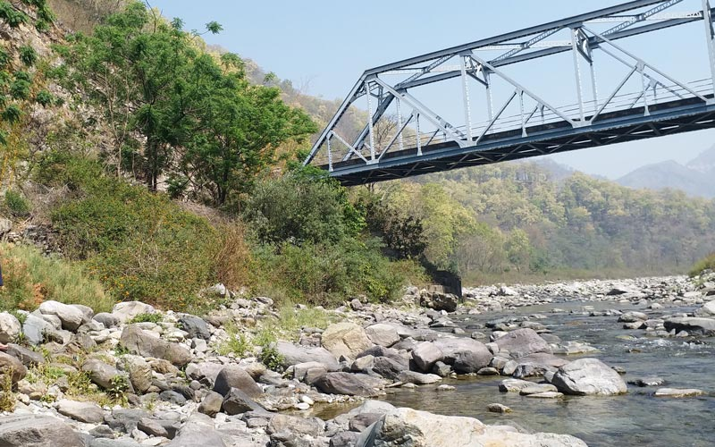 List of best riverside resorts in Jim Corbett National Park