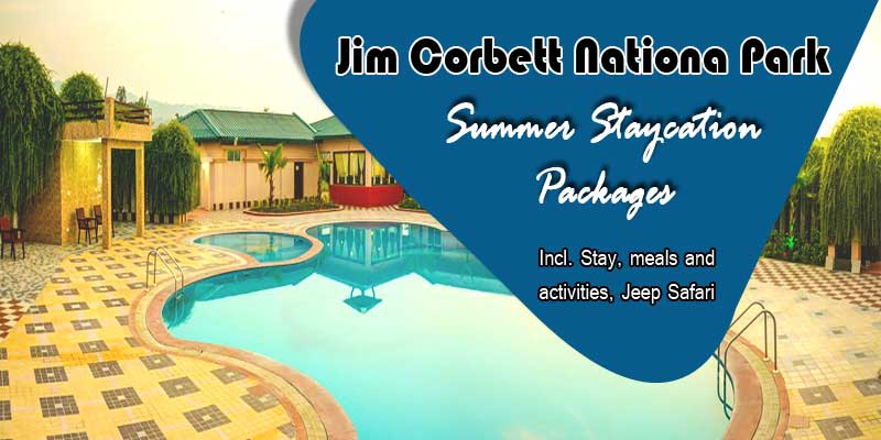 corbett staycation packages