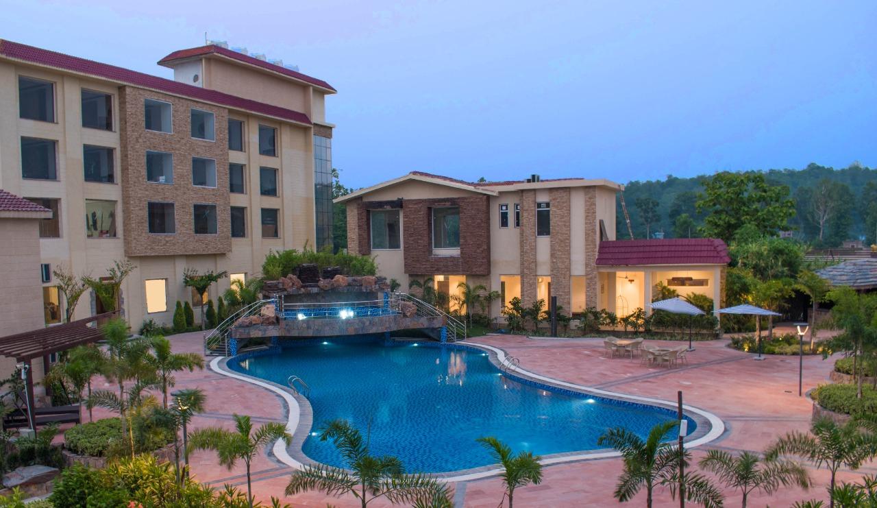 Corbett Anantara Resort