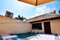 Corbett Fun Resort Private Pool Cottage