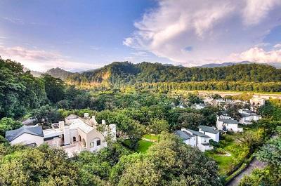 Hridayesh Resort and Spa Jim Corbett